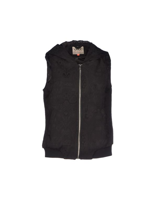 黑色 ONLY 夹克