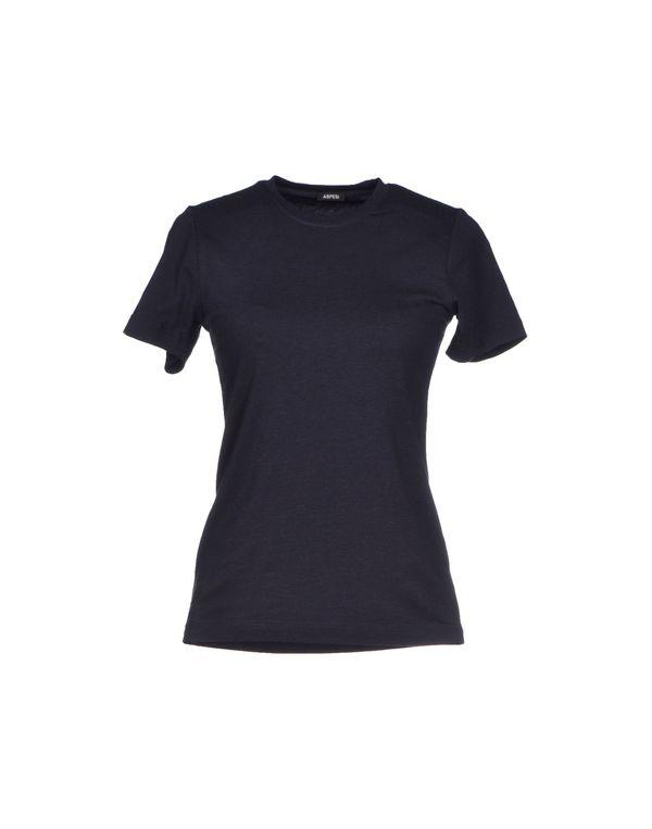 深藏青 ASPESI T-shirt