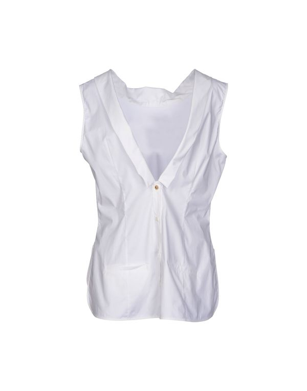 白色 FRANKIE MORELLO Shirt