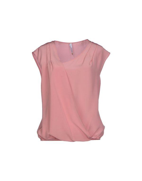 粉红色 PIANURASTUDIO 上衣