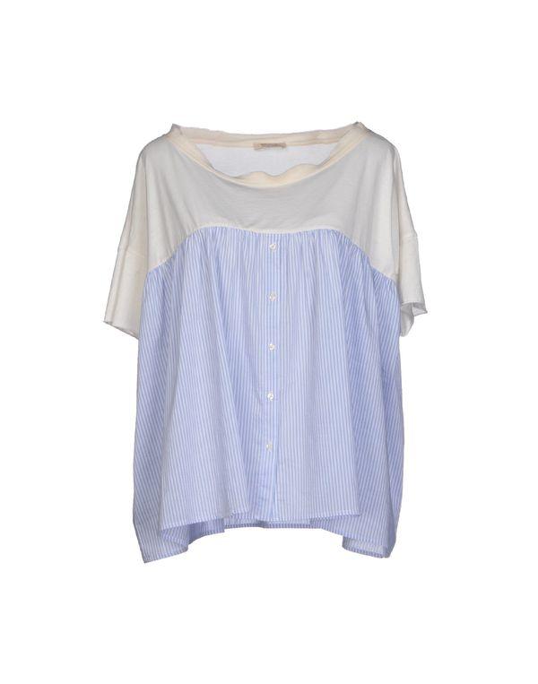 象牙白 SEMI-COUTURE T-shirt