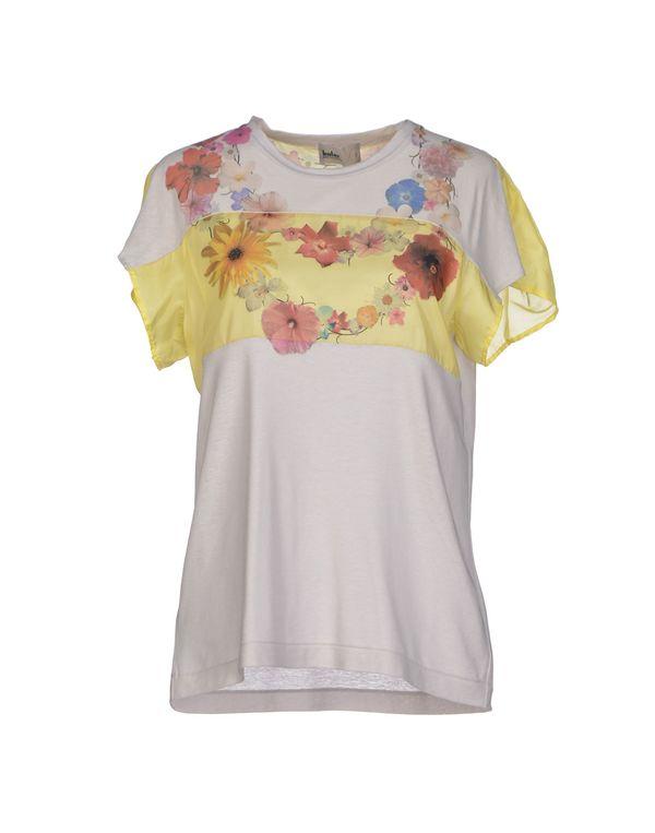淡灰色 KOLOR T-shirt