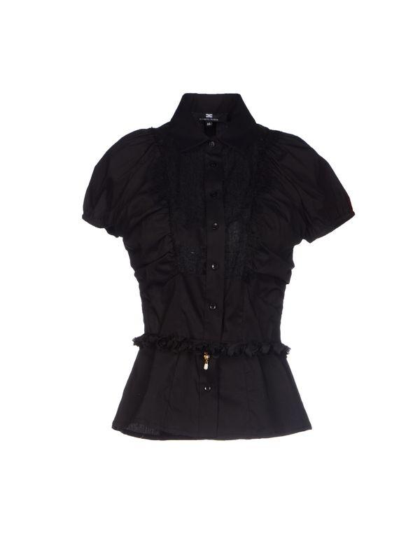 黑色 ELISABETTA FRANCHI 24 ORE Shirt