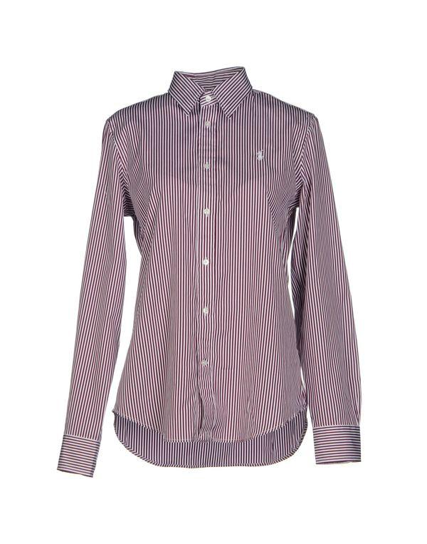 波尔多红 RALPH LAUREN Shirt