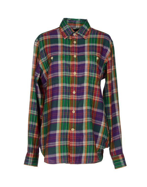 绿色 RALPH LAUREN Shirt