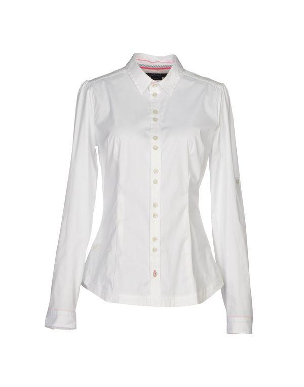 白色 CALVIN KLEIN JEANS Shirt
