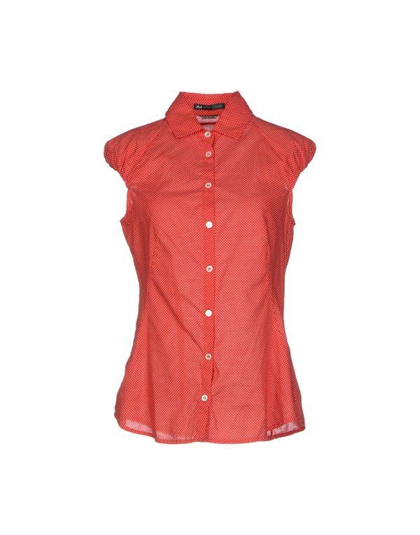红色 D.A. DANIELE ALESSANDRINI Shirt