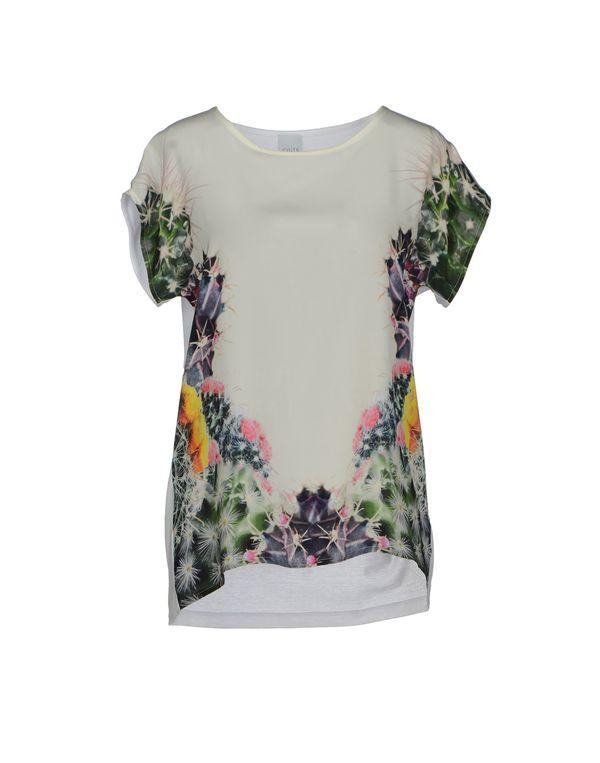 白色 CO|TE 女士衬衫