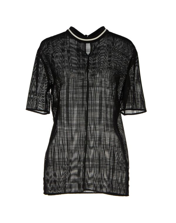黑色 EMANUEL UNGARO 女士衬衫