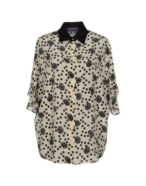 白色 EMANUEL UNGARO Shirt