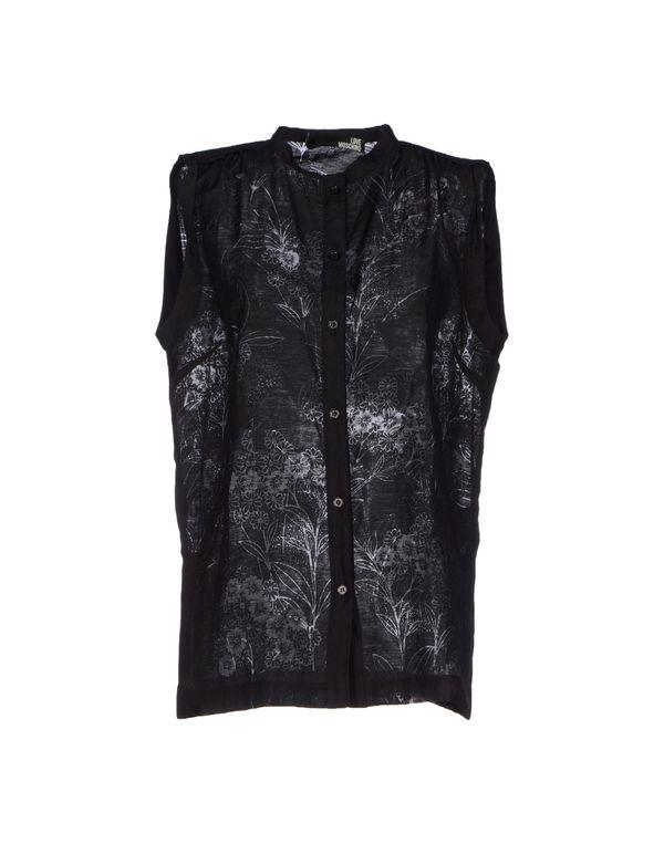 黑色 LOVE MOSCHINO Shirt