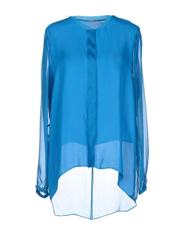 孔雀绿 ELIE TAHARI Shirt