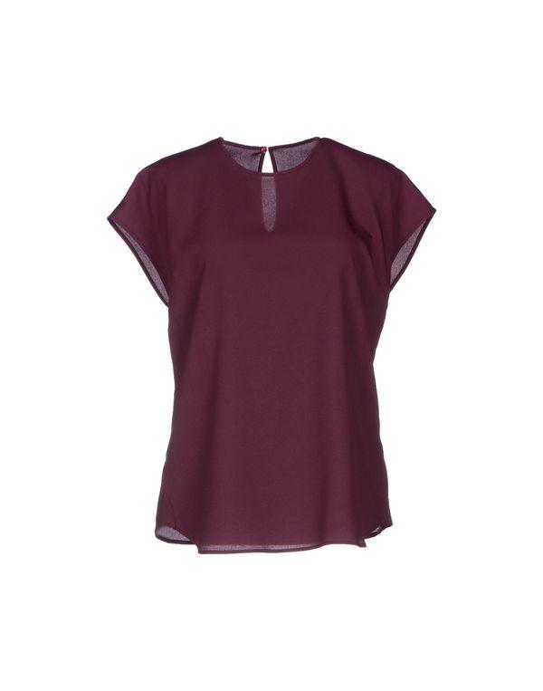 波尔多红 MAISON MARTIN MARGIELA 1 女士衬衫