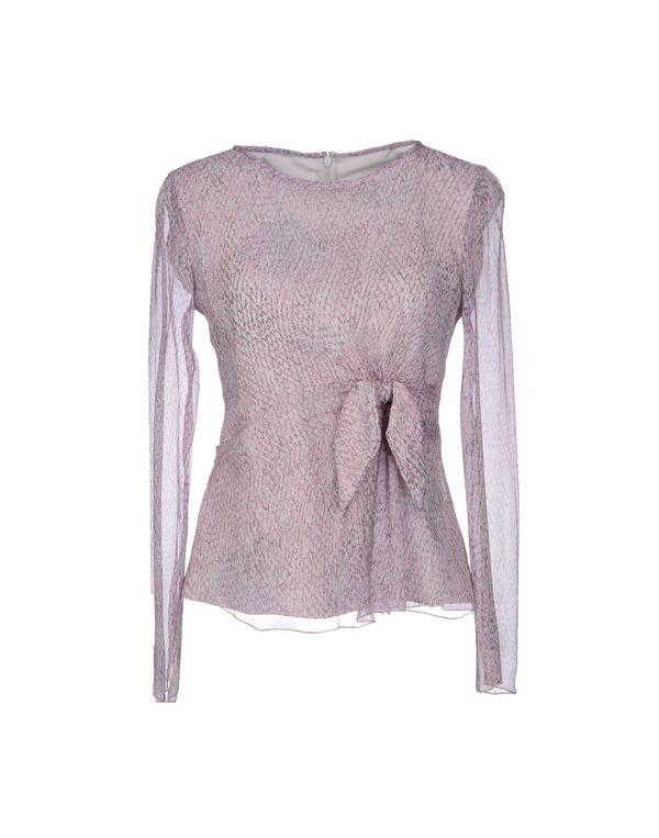 粉红色 ARMANI COLLEZIONI 女士衬衫