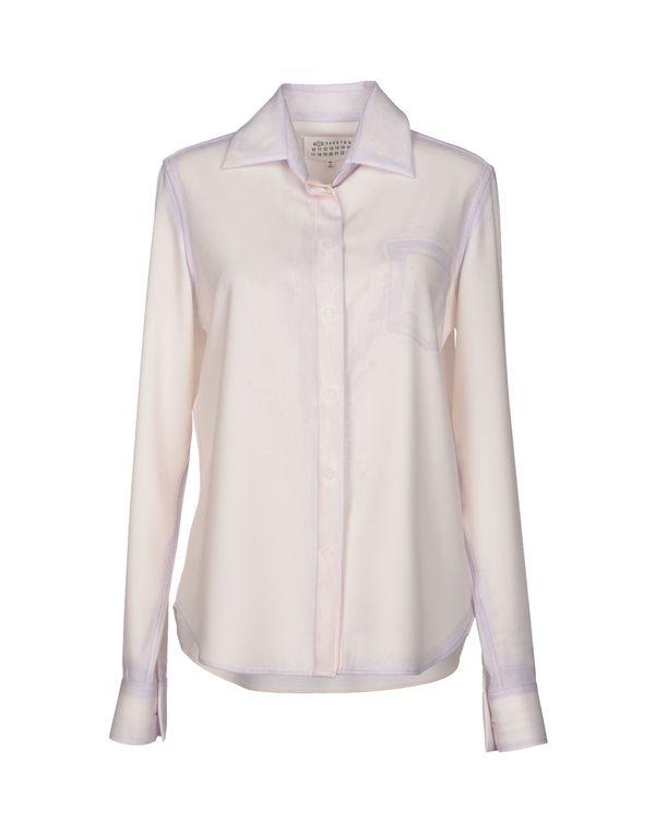 丁香紫 MAISON MARTIN MARGIELA 1 Shirt