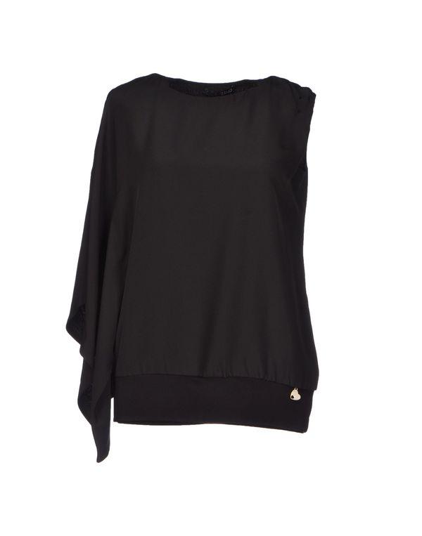 黑色 LIU •JO 上衣