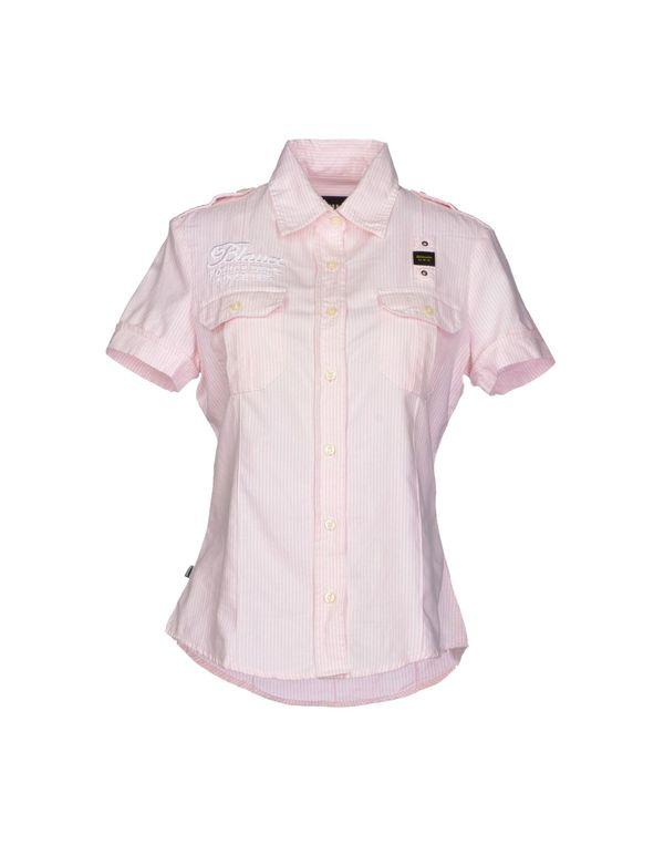 粉红色 BLAUER Shirt