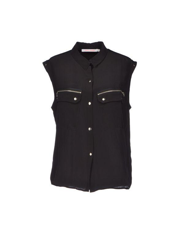 黑色 VIRGINIE CASTAWAY Shirt