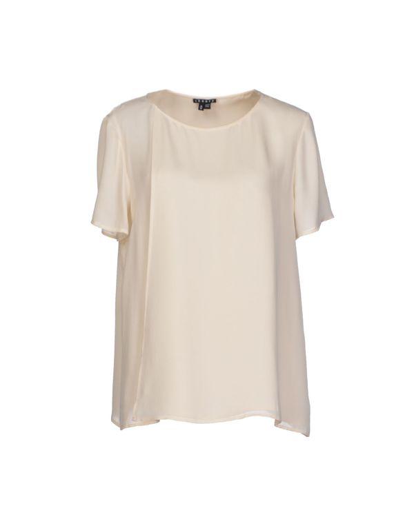 浅粉色 THEORY 女士衬衫