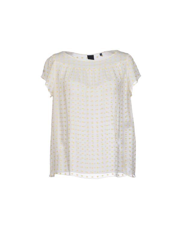 象牙白 ASPESI 女士衬衫