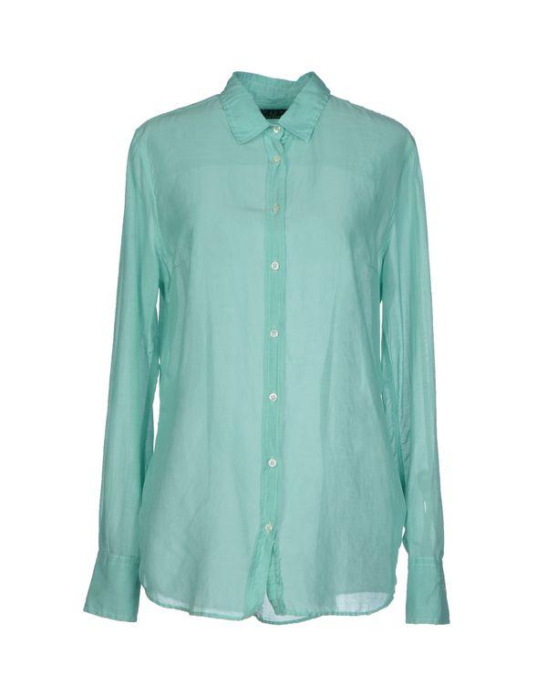 浅绿色 FRED PERRY Shirt