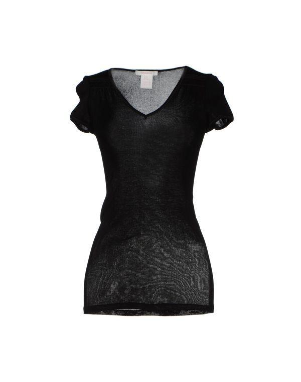 黑色 VANESSA BRUNO 套衫