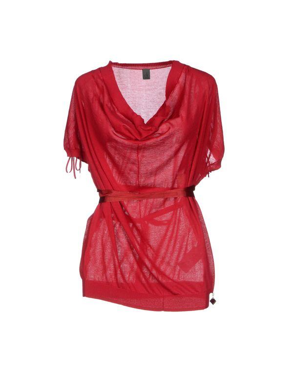 红色 CK CALVIN KLEIN 套衫