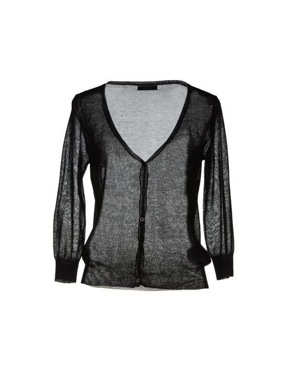 黑色 GUESS 针织开衫