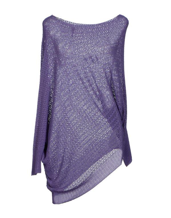 紫色 ANNARITA N. 套衫