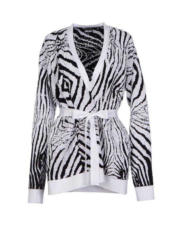 白色 JUST CAVALLI 套衫