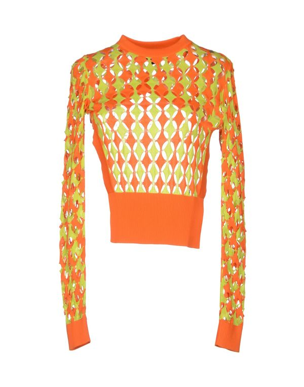 橙色 JUST CAVALLI 套衫
