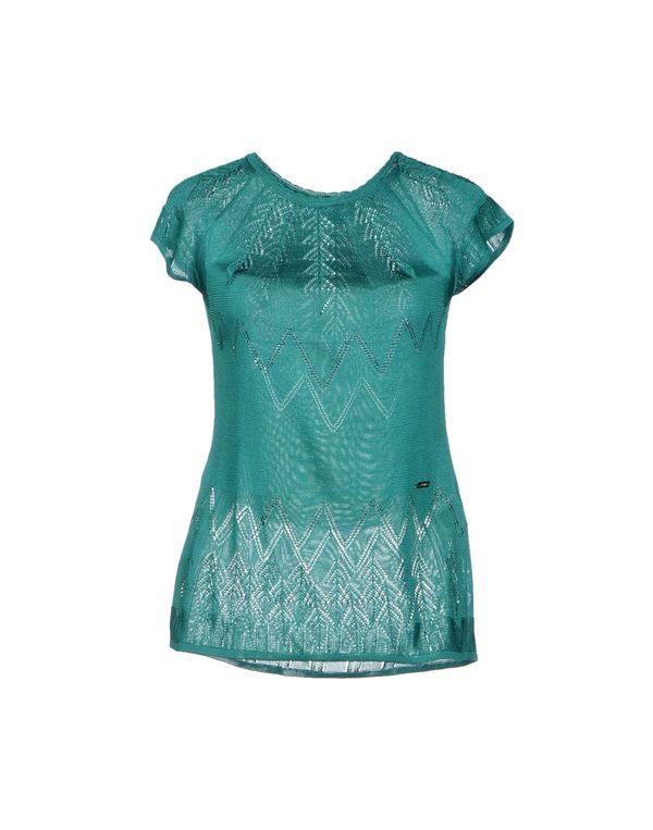 绿色 JUST CAVALLI 套衫
