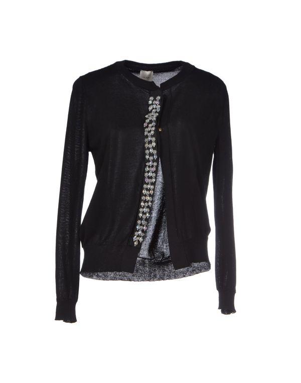 黑色 ...À_LA_FOIS... 针织开衫