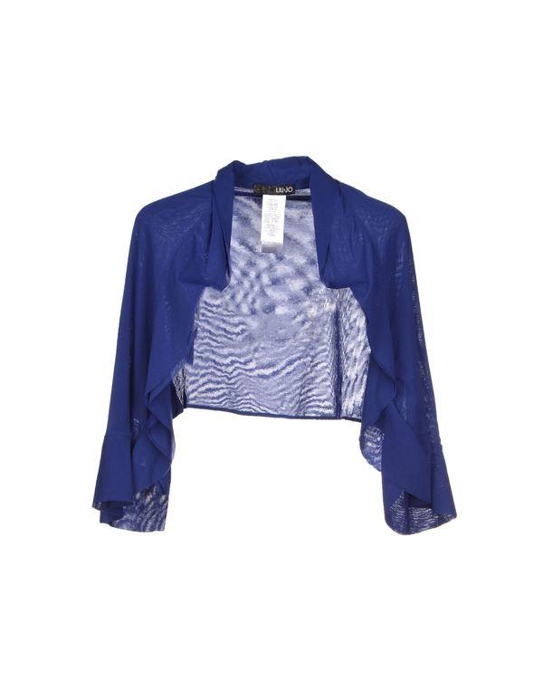 蓝色 LIU •JO 披肩