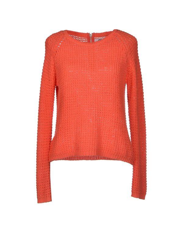 珊瑚红 ONLY 套衫