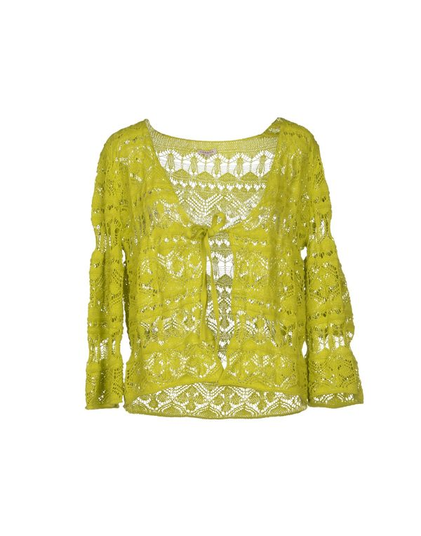 荧光绿 P.A.R.O.S.H. 针织开衫