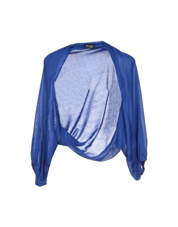 蓝色 PF PAOLA FRANI 针织开衫