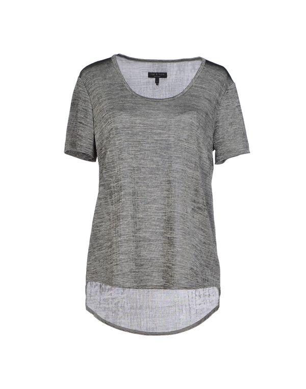 灰色 RAG & BONE 套衫