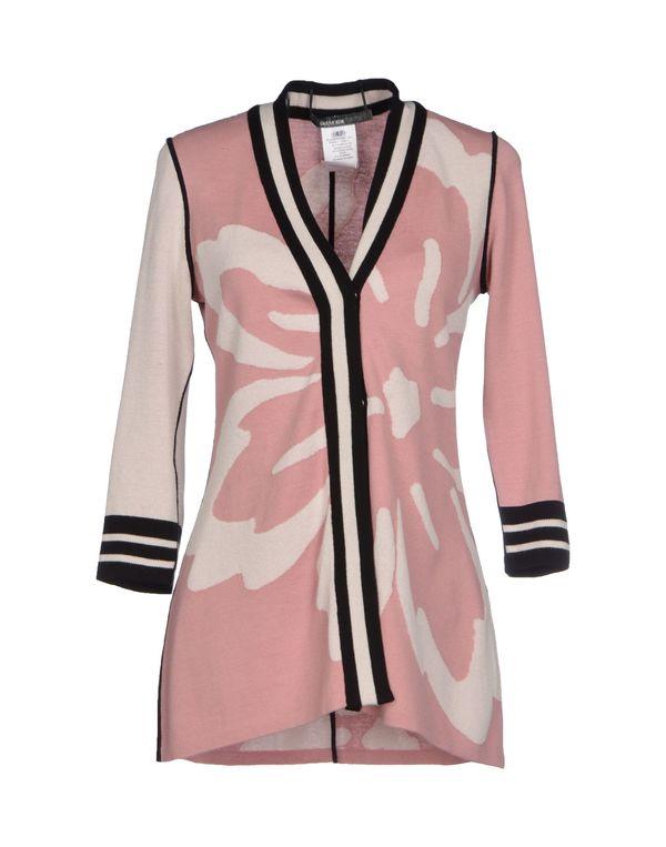 水粉红 PIANURASTUDIO 针织开衫