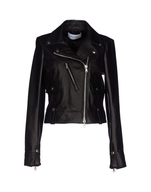 黑色 MAURO GRIFONI 夹克