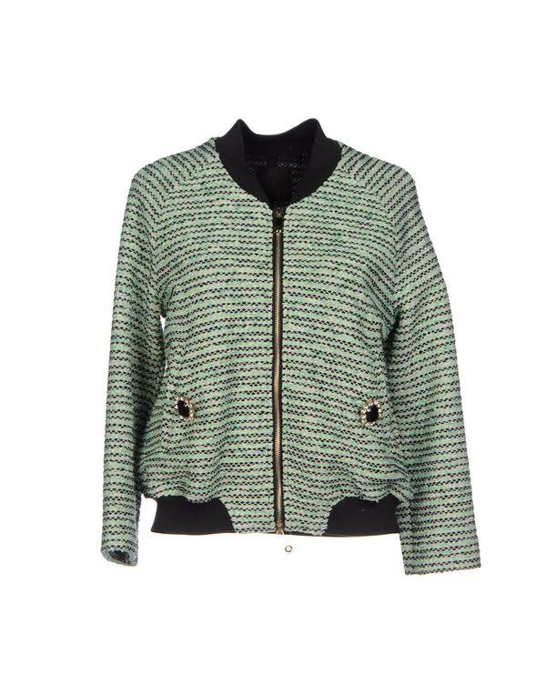 绿色 PINKO BLACK 夹克