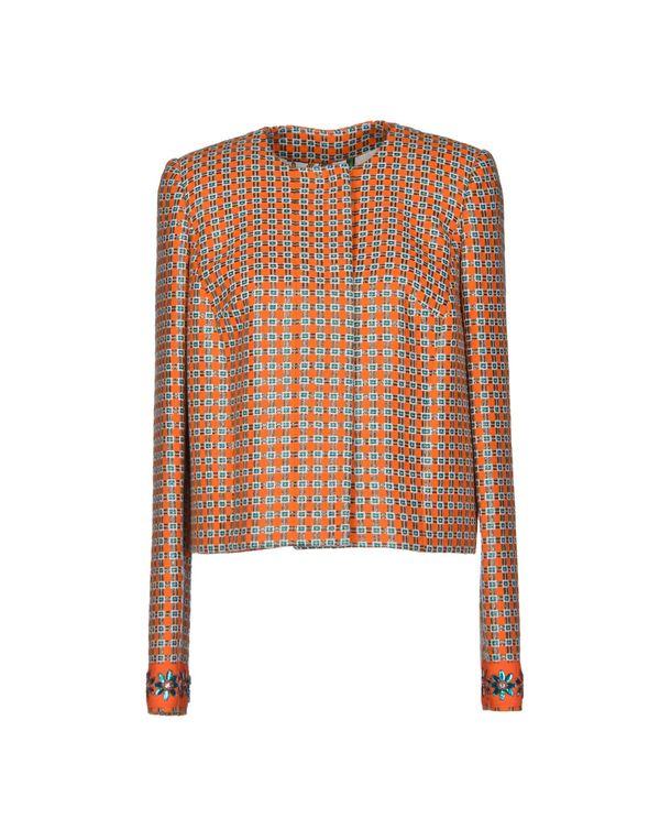 橙色 JUST CAVALLI 西装上衣