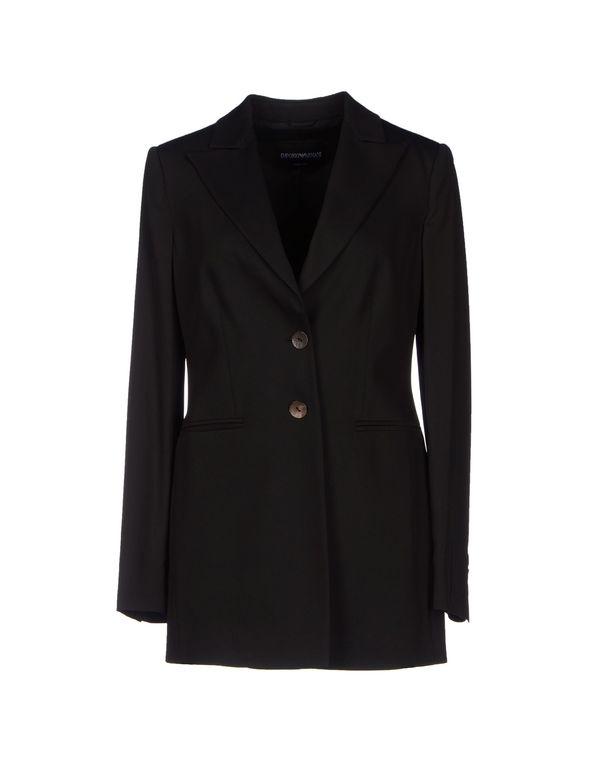 黑色 EMPORIO ARMANI 外套