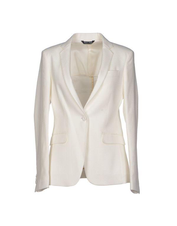 白色 BRIAN DALES 西装上衣
