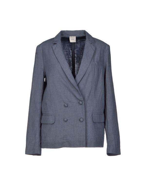 蓝色 ...À_LA_FOIS... 西装上衣