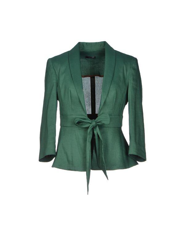 绿色 HANITA 西装上衣