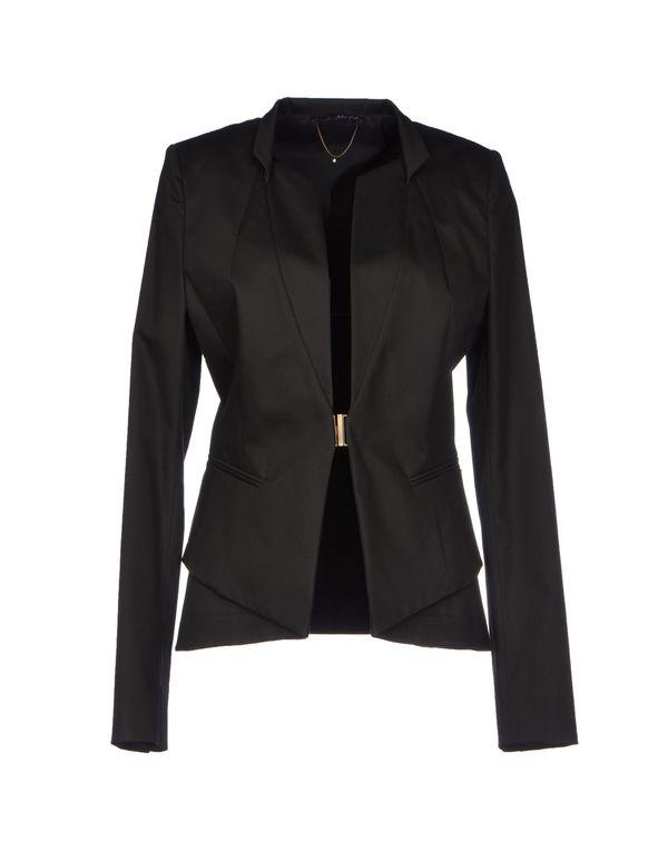 黑色 LIU •JO 西装上衣