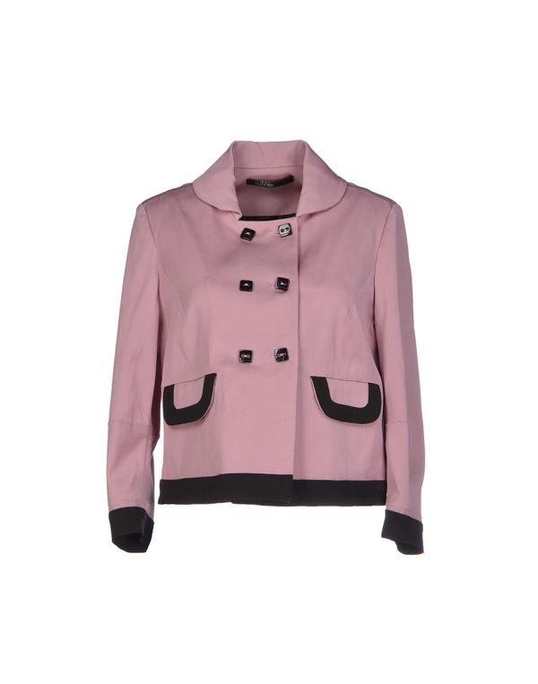 水粉红 PIANURASTUDIO 西装上衣