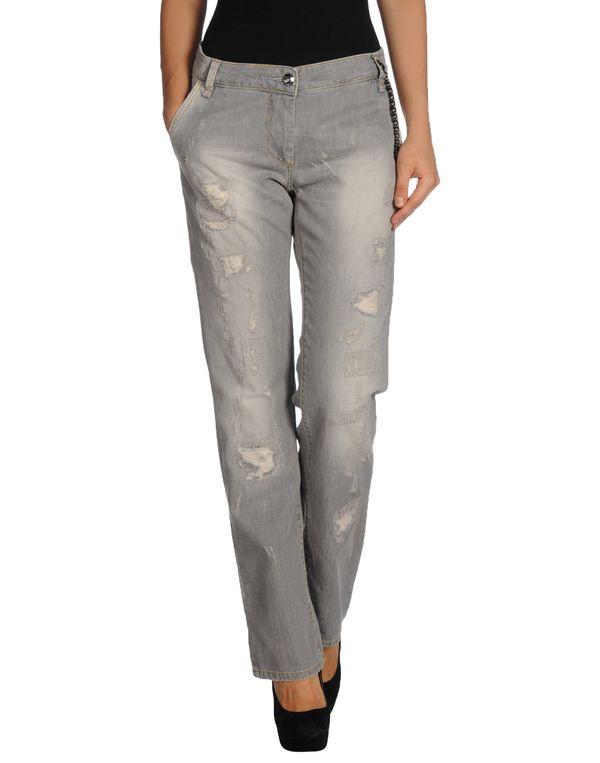 灰色 PINKO GREY 牛仔裤