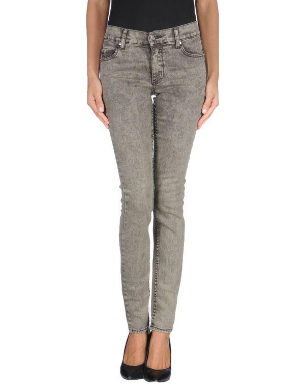 铅灰色 CHEAP MONDAY 牛仔裤